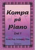 Kompa på piano 1 - CD