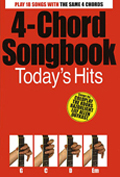 4 Chord Songbook Todays Hits