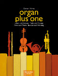 Organ plus one - Praise and Thanks / Baptism and Wedding