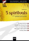 5 Spirituals - Flexi Choir
