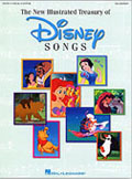 The New Illustrated Treasury Disney Songs