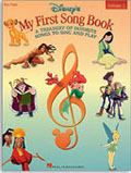 Disney My First Song Book Vol 2